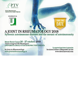 A JOINT IN RHEUMATOLOGY 2018