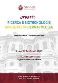 Update: ricerca e biotecnologie applicate in dermatologia