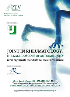 A JOINT IN RHEUMATOLOGY 2019