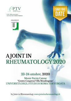 A JOINT IN RHEUMATOLOGY 2020